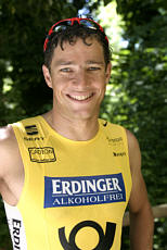 Top-Triathlet Lothar Leder