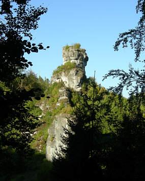 Frankenweg von Streitberg nach Pottenstein