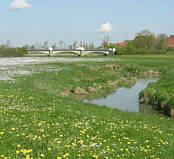 Joggingtour von Kühnhardt nach Weihersmühle und zurück