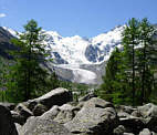 Joggingtour zur Boval-Hütte