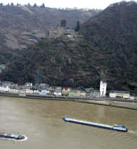 Joggingtour  am Panoramaweg von St. Goar