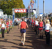 Essen Marathon 2006 am Baldeneystausee