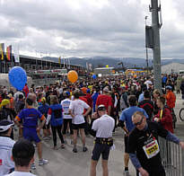 Freiburg Marathon 2006