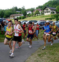 Run & Bike  Marathon Coburg 2006
