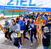 Vom Vollmondmarathon Winter 2006