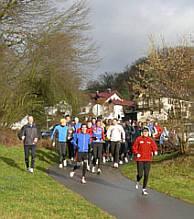 Coburger Wintermarathon am 7.1.2007