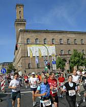 Fürth Marathon am 17.6.2007