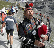 Jungfrau Marathon 2007
