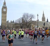 London - Marathon 2007
