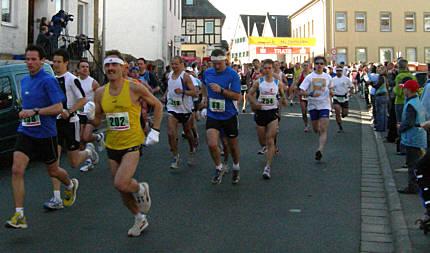 Obermain Marathon In Bad Staffelstein Am 22 4 2007