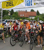 Run &amp; Bike  Marathon Coburg 2007