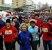 Vom Thermenmarathon Bad F�ssing 2007