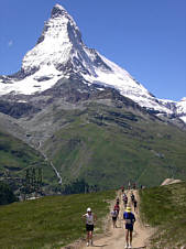 Zermatt - Marathon 2007