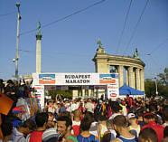 Budapest Marathon 2008