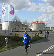Burgebracher Straßenlauf am 30.03.2008