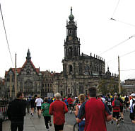 Dresden Marathon 2008