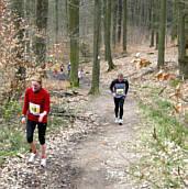 Fürth Cross - Halbmarathon 2008
