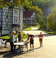 Saale Rennsteig Marathon 2008