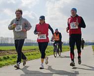 Halbmarathon in Scheßlitz am 24.03.2008
