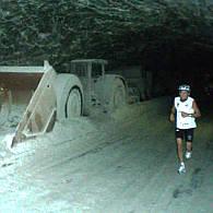 Untertage Marathon Sondershausen 2008