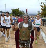 Athen Marathon 2009