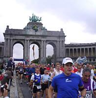 Brüssel Marathon 2009