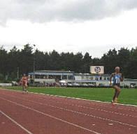 Erlanger Bahnlaufserie - 5000 Meterlauf am 26.05.2009