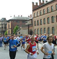 Kopenhagen Marathon 2009
