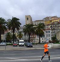Lissabon Marathon 2009