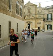 Malta Marathon 2009