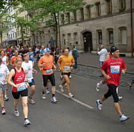 Metropolmarathon F�rth 2009