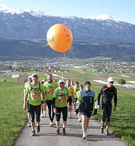 Tiroler Abenteuerlauf 2009