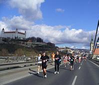 Bratislava Marathon 2010