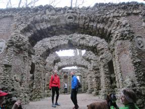 Felsentheater beim Hollfelder Abenteuerlauf 2012