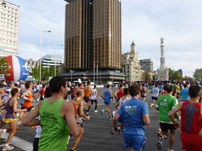 Madrid Marathon 2012