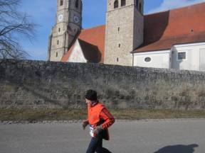 Thermen-Marathon am 05.02.2012