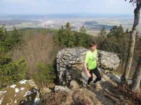 Weismain-Marathon am 24.03.2012