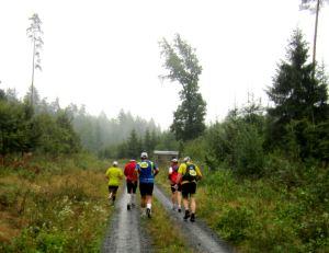 Burgwald Marathon am 25.08.2013