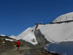 Ultra Zermatt Marathon am 06.07.2013