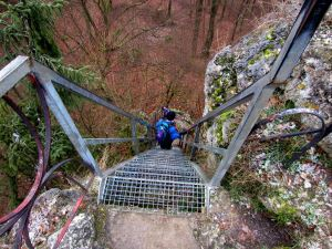 3. Fr�nkische Schweiz Abenteuertrail am 25.01.2014