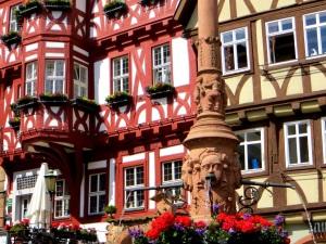 Marktplatz von Miltenberg