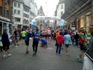 Basel City Marathon 2015