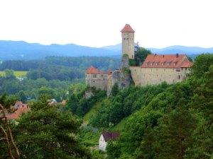Biwak-Traillauf vom 11.6. - 12.6.15 von Neuhaus nach Forchheim