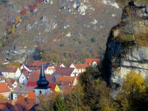 Joggingtour zwischen Bärenschlucht, Pottenstein und Teufelshöhle