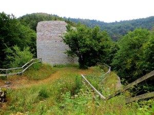 Joggingtour durchs Steinachtal und Frankenwald am 15.08.2015