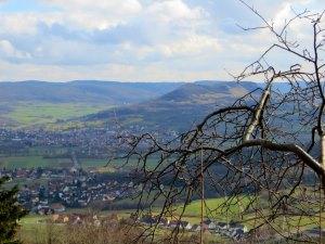 BuOLTL1 Joggingtour von Ebermannstadt nach Forchheim am 12.02.2016