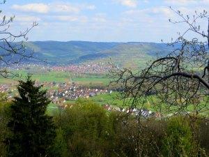 BuOLTL7 Joggingtour von Buttenheim nach Forchheim am 29.04.2016