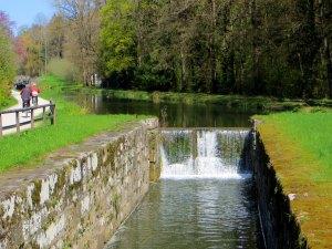 BuOLTL6 Joggingtour am Ludwig-Donau-Main-Kanal und der Schwarzachklamm von Neumarkt nach Feucht am 21.04.2016