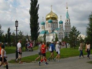 Laufreise Sibirien 2017