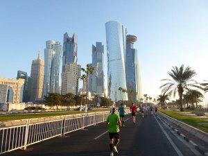 Doha Qatar Marathon 2018